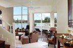 Lagoon Villa - living room