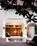 One Bedroom Duplex Pool Villa Suite