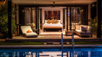 Chic Pool  Front Studio Suite