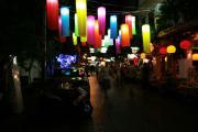 Ночные улочки Бангкока