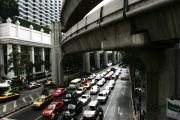 Бангкокские улицы в дневное время